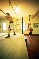 передвижение в боксе